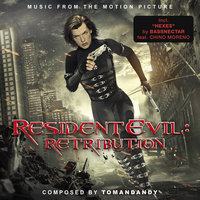 Resident Evil: Retribution (Music from the Motion Picture) — tomandandy