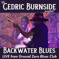 Backwater Blues — Cedric Burnside Project