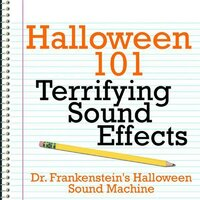 Halloween 101 - Terrifying Sound Effects — Dr. Frankenstein's Halloween Sound Machine
