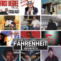Fahrenheit Collectibles, Soup & Mr. The D.E. — First Degree the D.E., Soupbone