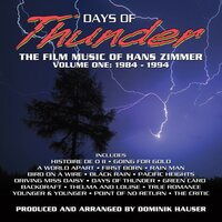 Days Of Thunder: The Film Music Of Hans Zimmer Vol. 1 (1984-1994) — сборник