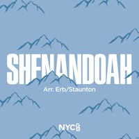 Shenandoah — National Youth Choir Of Great Britain, Rachel Staunton, National Youth Girls' Choir, National Youth Chamber Choir, National Youth Chamber Choir of Great Britain