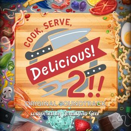 Cook, Serve, Delicious! 2!! — Jonathan Geer