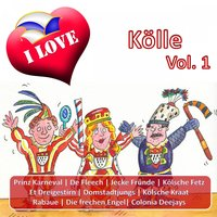 I Love Kölle, Vol. 1 — сборник