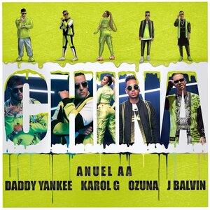 Daddy Yankee, J. Balvin, Anuel AA, Ozuna, Karol G, Tainy - China