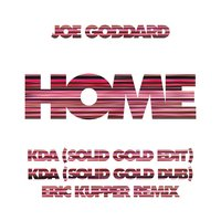 Home Remixes — Joe Goddard