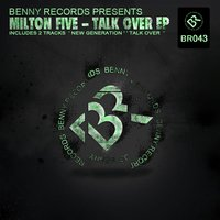 Talk over EP — Milton Five & Milto Five