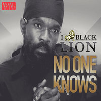 No One Knows — IBlack Lion