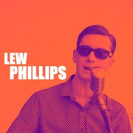 A Recording Session With — Lew Phillips