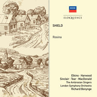 Shield: Rosina — Kenneth McDonald, London Symphony Orchestra (LSO), Richard Bonynge, Robert Tear, Monica Sinclair, The Ambrosian Singers