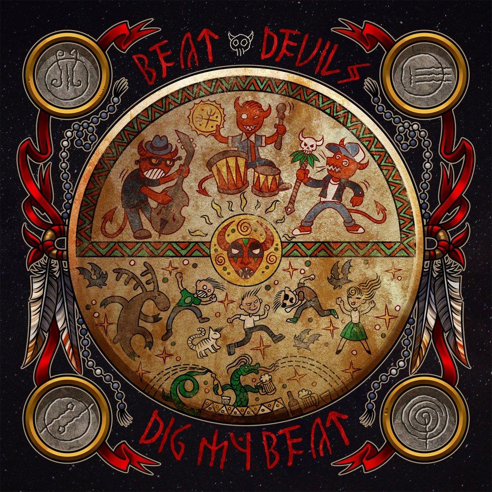 Что послушать: альбом Beat Devils – Dig My Beat