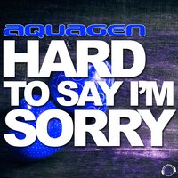 Hard to Say I'm Sorry — Aquagen