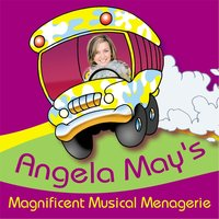 Angela May's Magnificent Musical Menagerie — Angela Kelman