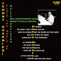 Music Of Walter Donaldson — Johnny Guarmieri