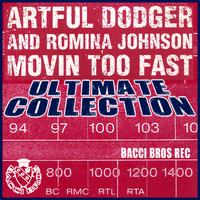 Moving Too Fast — Artful Dodger, Romina Johnson