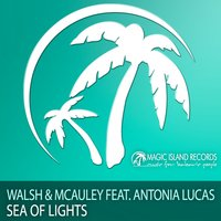 Sea Of Lights — Walsh, Antonia Lucas, Mcauley