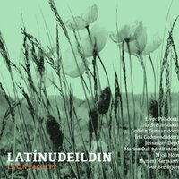 Latin Faculty– Latinudeildin — Ingvi Thor Kormaksson