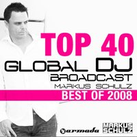 Global DJ Broadcast Top 40 - Best Of 2008 — сборник