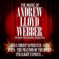 The Music Of Andrew Lloyd Webber — The New York Musical Orchestra