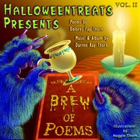 Halloween Treats a Brew of Poems, Vol .2 — Dolores Faye Thorn, Darren Ray Thorn