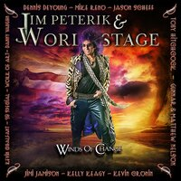 Without a Bullet Being Fired — Mike Reno, Jim Peterik And World Stage