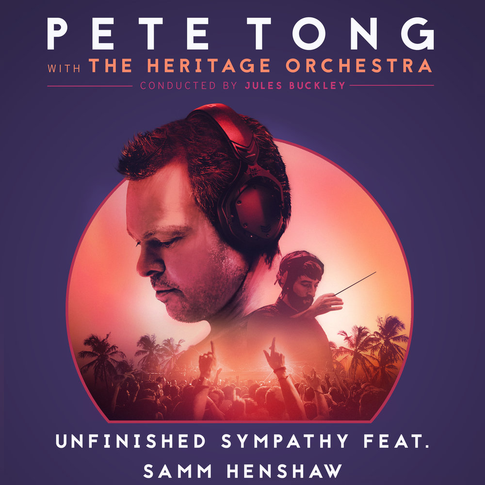 Unfinished sympathy pete tong jules buckley the for The heritage orchestra