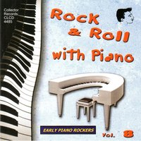 Rock & Roll with Piano, Vol. 8 — сборник