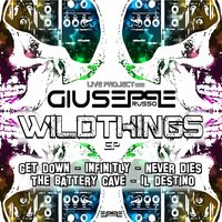 Wildthings EP - L!ve Project 002 — Russo, Giuseppe, Giuseppe Russo