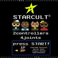 2controllers4joints — Starcult