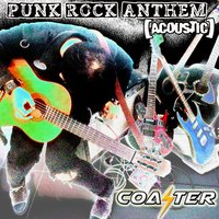 Punk Rock Anthem — Coaster