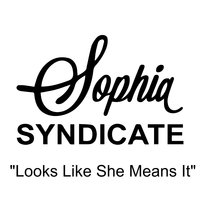 Looks Like She Means It — Sophia Syndicate