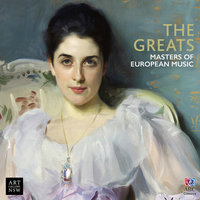The Greats: Masters Of European Music — сборник