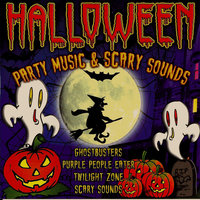 Halloween Party Music & Scary Sounds — United Studio Party Band