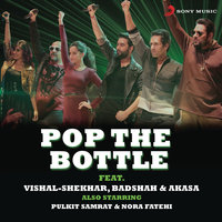 Pop the Bottle — Vishal & Shekhar, Badshah, Vishal Dadlani, Akasa Singh