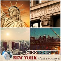 Ticket to New York: Music Landscapes — сборник