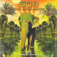 Goa - Full Moon Party — сборник