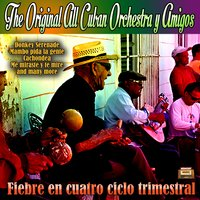Fiebre en Cuatro Ciclo Trimestral — The Original All Cuban Orchestra y Amigos