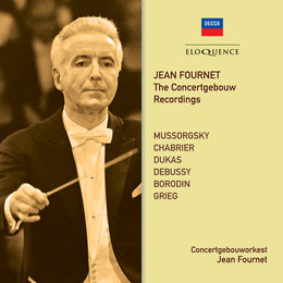 Jean Fournet - The Concertgebouw Recordings — Royal Concertgebouw Orchestra, Jean Fournet