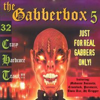 The Gabberbox, Vol. 5 (..... Crazy Hardcore Traxx !) — сборник