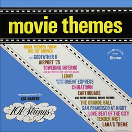 Movie Themes — 101 Strings Orchestra