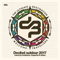 Decibel outdoor 2017 — Angerfist, Audiotricz, Adaro