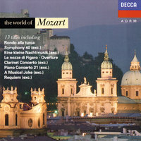 The World of Mozart — сборник