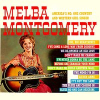 America's No.One Country and Western Girl Singer — Melba Montgomery