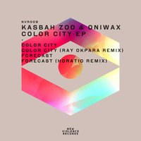 Color City EP — Kasbah Zoo, Oniwax, Kasbah Zoo & OniWax