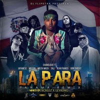 La Para — Mr Fox, Jean Franco, Mista Match, Tali Mcs, Chanolock, Japanse