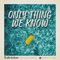 Only Thing We Know — Alle Farben, YOUNOTUS, Kelvin Jones