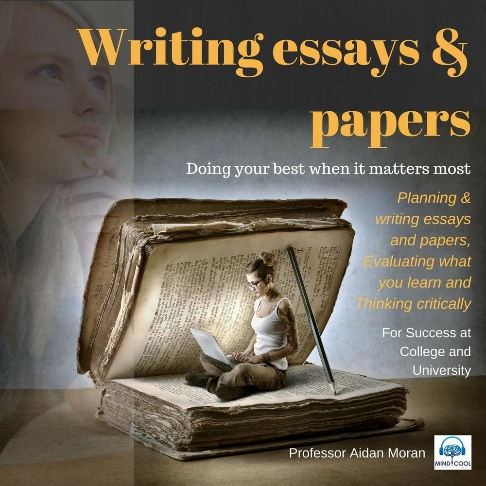 music when writing essays Writing a college application essay is not easy, these are some useful hints and tips on how to construct and write the best essay possible.