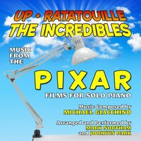 Up: Music From The Pixar Films For Solo Piano — сборник