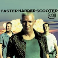 Fasterharderscooter — Scooter