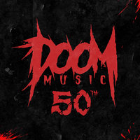 Doom 50th — Figure, 2FAC3D, Dakota, Panda, Bare, SNOOKO